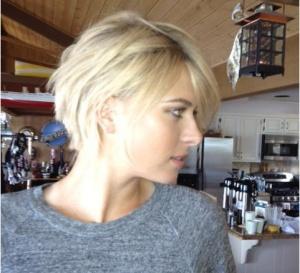 Мария Шарапова си отряза косата