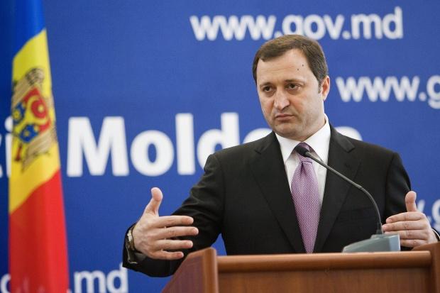 Борисов посреща премиера на Молдова Владимир Филат