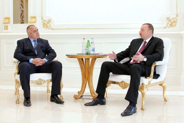 Борисов: Източна Европа няма друга алтернатива освен азерския газ