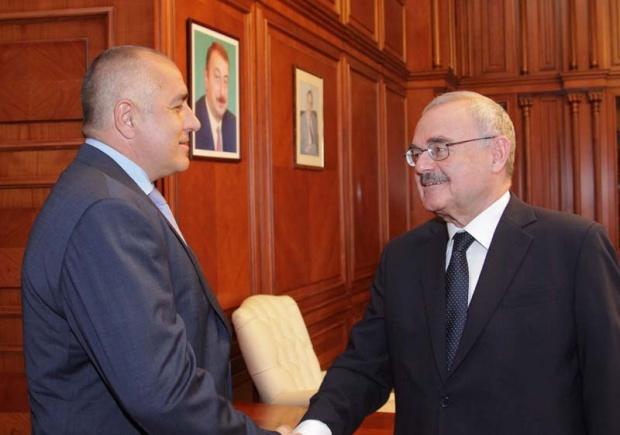 Премиерът на Азербайджан слушал Лили Иванова