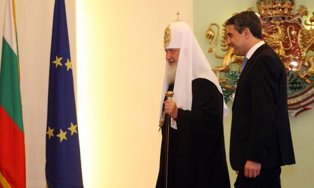 Патриарх Кирил: Българските духовници донесоха християнството в Русия