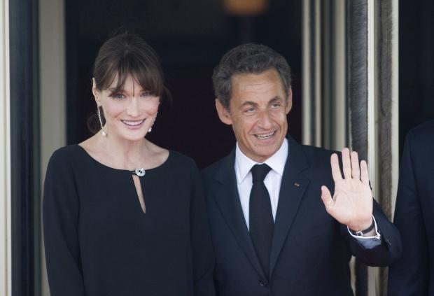 Карла Бруни сложила Саркози на строга диета