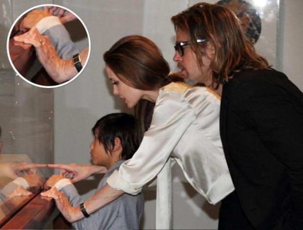 Брат Пит и Анджелина Джоли се сгодиха