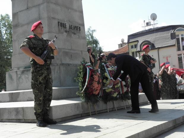 Плевнелиев намекна, че България може да блокира Македония за ЕС заради инцидента в Скопие