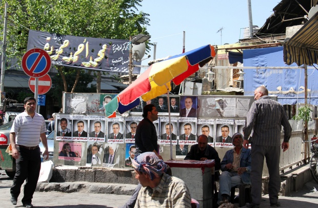 Многопартийни избори в Сирия за първи път от половин век