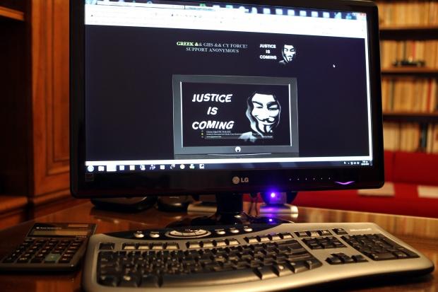 """""""Анонимните"""" правят сайт за безплатна музика"""