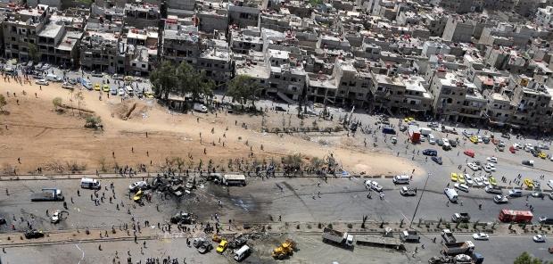 МВнР осъди атентатите в Дамаск