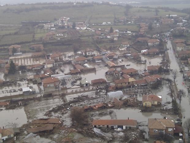 Бразилия ще направи дарение за пострадалите при наводнението в Хасковско