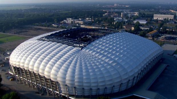 Стадионите на Евро 2012: Градски стадион, Познан