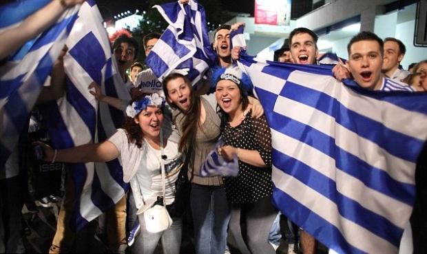Гърция: Ние сме в Г-8 на европейския футбол!
