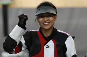 Първата олимпийска шампионка в Лондон е китайката Ии Силин