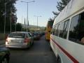 Сутрешна опашка на ГКПП Кулата заради атентата в Бургас!*