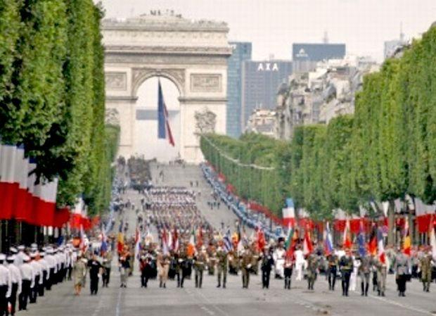 Няколко думи за 14 юли, национален празник на Франция