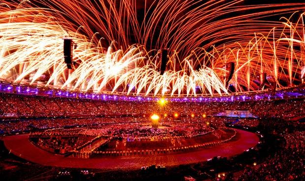 Откриха официално Олимпиадата в Лондон 2012