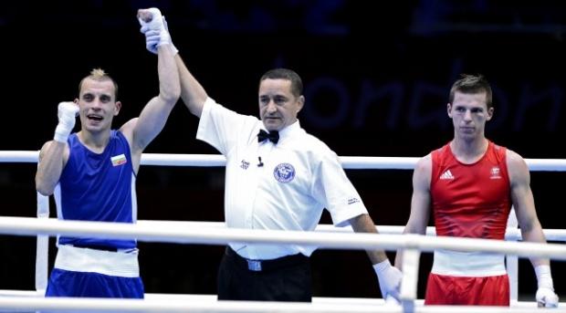 Боксьорът Детелин Далаклиев на крачка от олимпийските медали