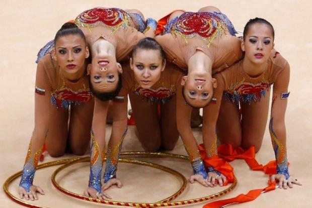Българският отбор по художествена гимнастика остана шести на Олимпиадата