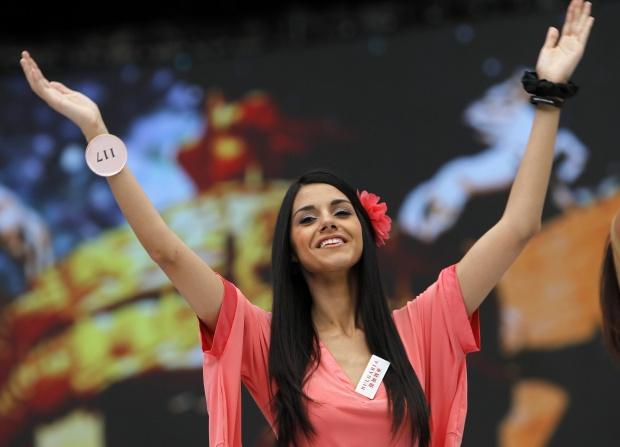 Китайка стана мис свят 2012