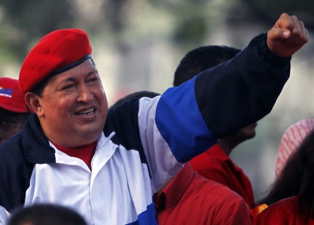 Чавес заплаши Лондон да не щурмува еквадорското посолство заради Асандж