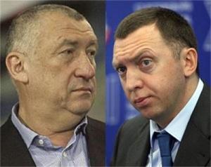 """Ведомости"": Чорни срещу Дерипаска, как се трупаха милиарди в Русия"