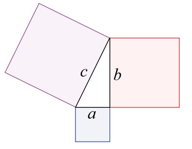 Пращат Питагоровата теорема от 9. в 6. клас