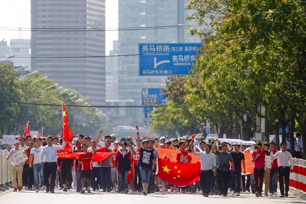Японски компании затварят офиси и заводи в Китай