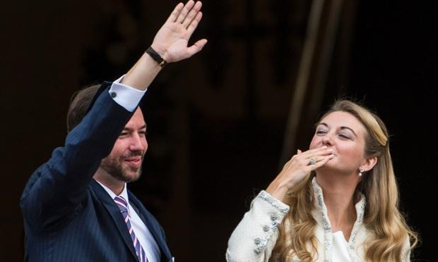 Престолонаследникът на Люксембург се ожени
