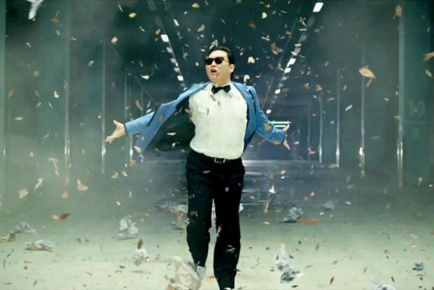 Изпълнителят на Gangnam Style с Орден за културни заслуги