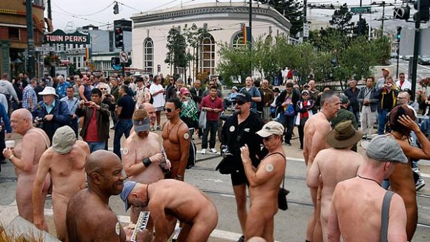 Forum San Francisco Paare Sex Clubs