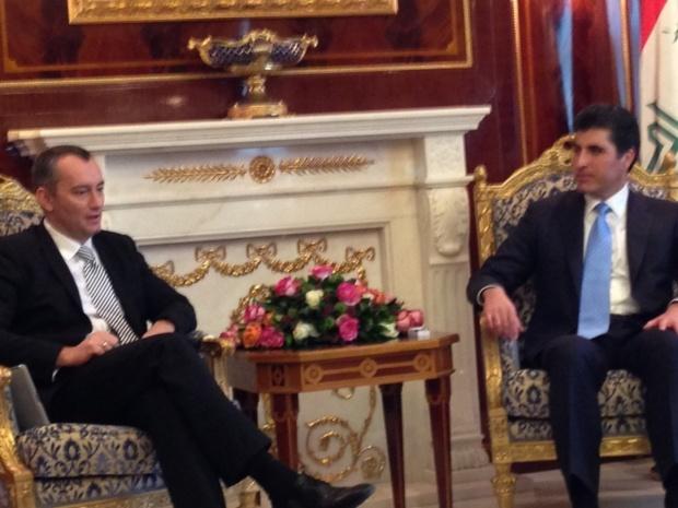 Българският външен министър похвали Иракски Кюрдистан