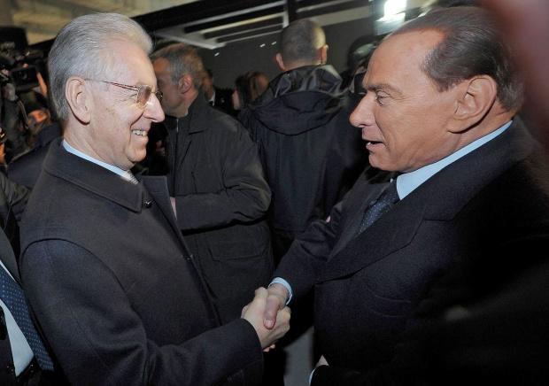 """""""Финмаркет"""": Или Монти и евро, или Берлускони и криза"""