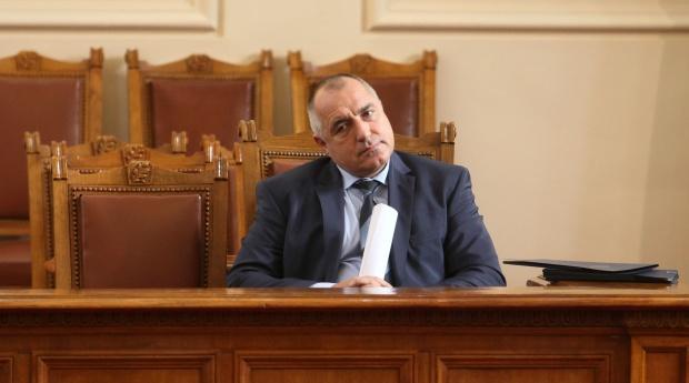 Бойко Борисов: В служебно правителство няма да участваме