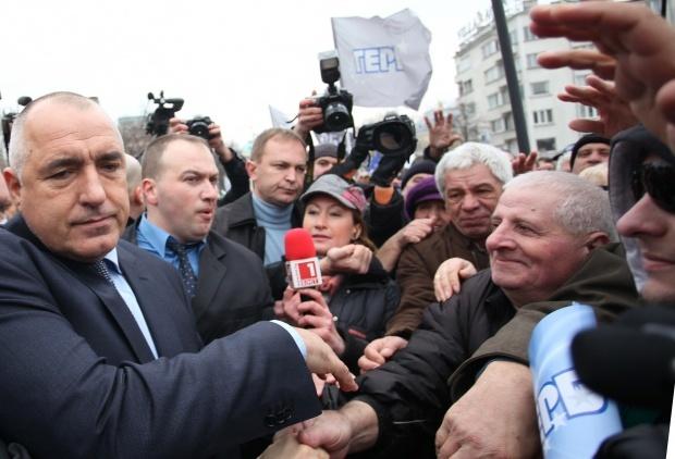 """""""Комерсант"""": Ток удари Борисов"""