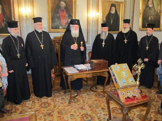 Светият синод: Неофит е новият български патриарх и Софийски митрополит