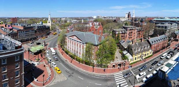 Харвард – най-добрият университет в света за 2013 г.