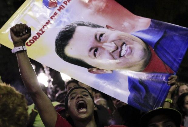 "Край на ""ерата Чавес"""