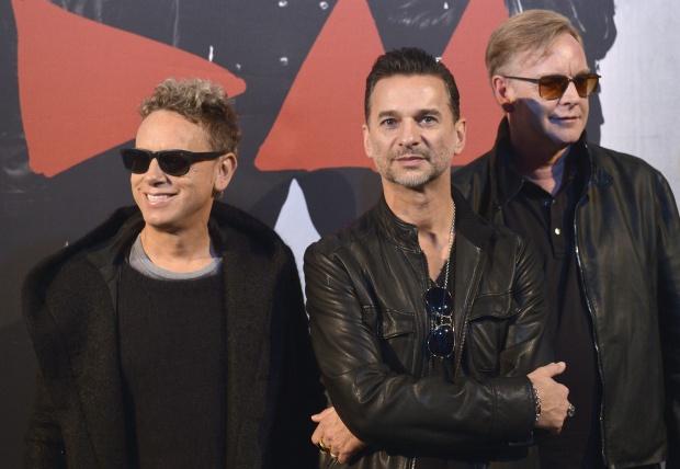 Новият албум на Depeche Mode вече е в интернет