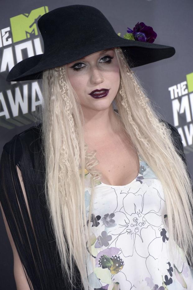 Кеша е най-зле облечената знаменитост на наградите на MTV