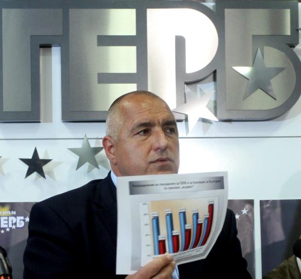 Борисов: Аз съм най-големият експерт от всички премиери