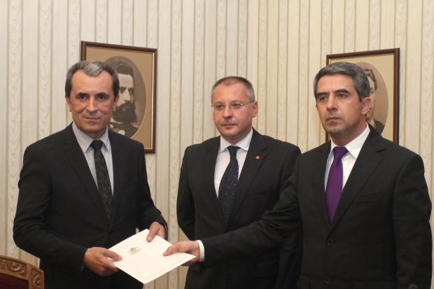 АФП: Българските социалисти получиха мандата за формиране на правителство