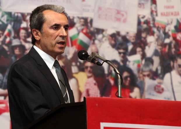 АФП: Орешарски оповести правителството на България