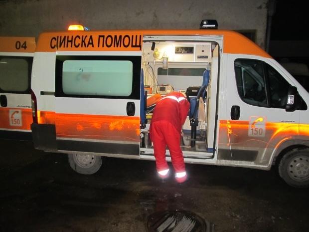 31-годишен мъж се запали в Димитровград