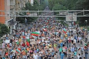 Световните медии: Българите протестират срещу корупцията и олигарсите