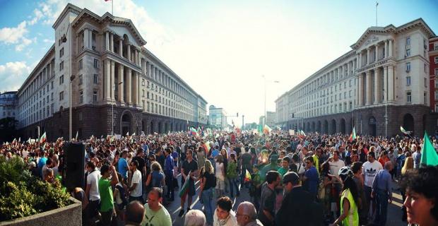 Световните медии: Демонстрациите в България нямат край