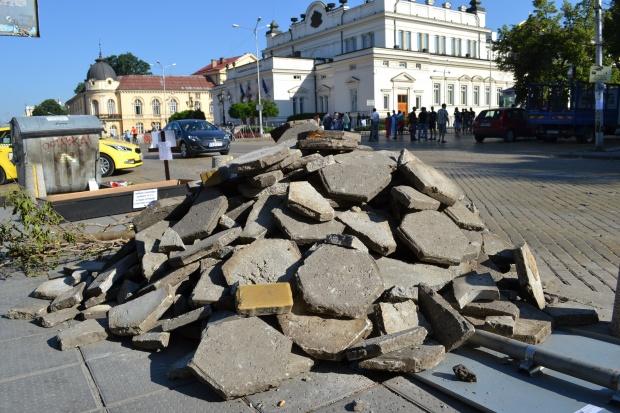 АФП: Протестното движение в България се втвърдява