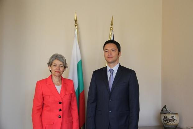 Кабинетът подкрепя преизбиране на Ирина Бокова начело на ЮНЕСКО