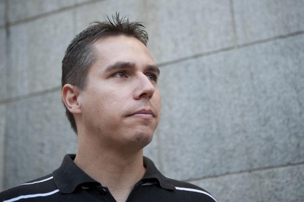 Протестиращият Ангел Славчев: Обществото да протестира при скандално назначение