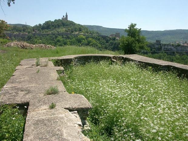 Манастирът на Трапезица се оказа резиденция