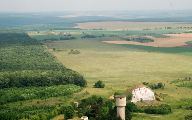"""Археологически резерват """"Сборяново"""" стана нива"""