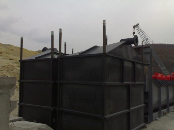 Химическа бомба цъка край Враца