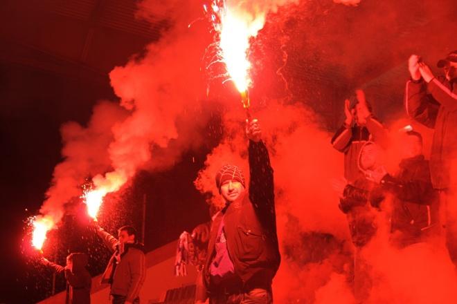БФС: Успех на Левски и ЦСКА, феновете - без агресия